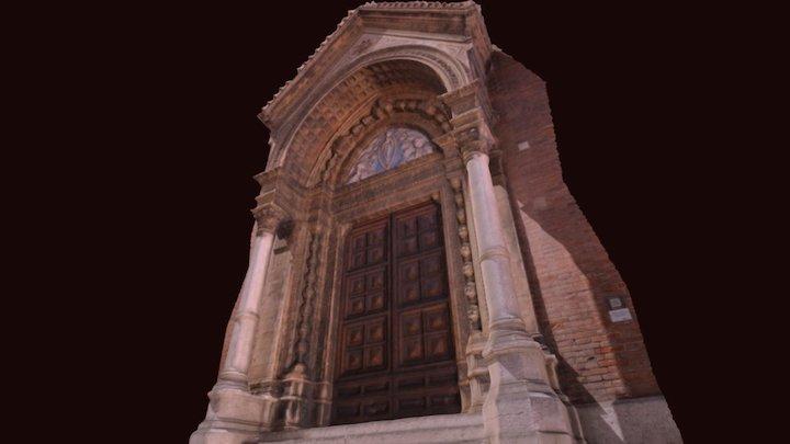 Chiesa B.V.M. Immacolata - Senigallia Italy 3D Model