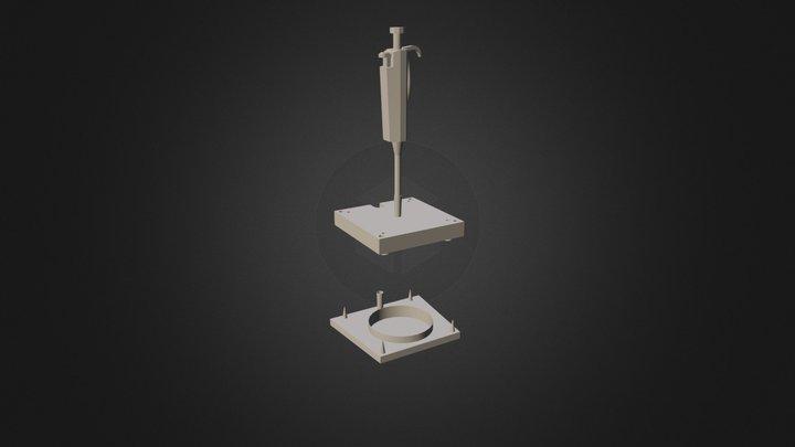 Arcturus Bio Cloud Petri Dish System 3D Model