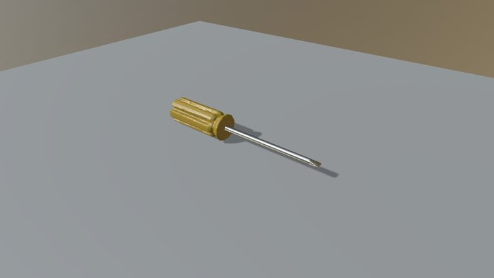 Tool - SculptJanuary2018 Day 9 3D Model