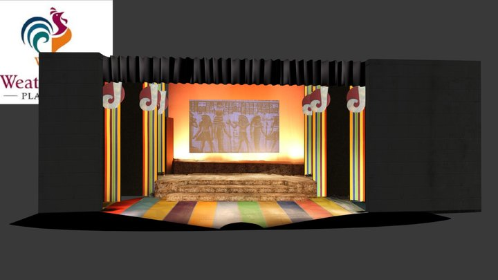 Joseph and the Amazing Technicolor Dreamcoat-WP 3D Model