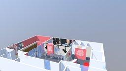 Rediseño Interior 4 Poder 3D Model