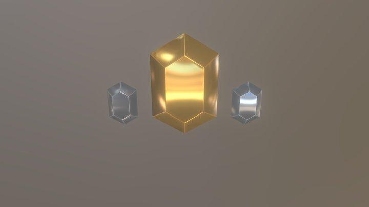 Legend of Zelda-OoT: Rupees Special 3D Model