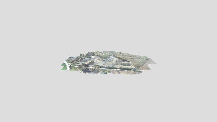Vaiņodes Grantsbedres 2020 3D Model