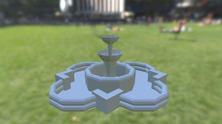 Fuente Cool! 3D Model