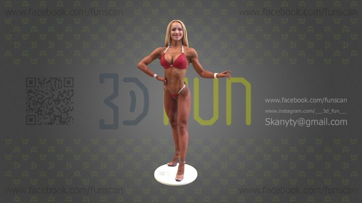 1313 SF 3D Model