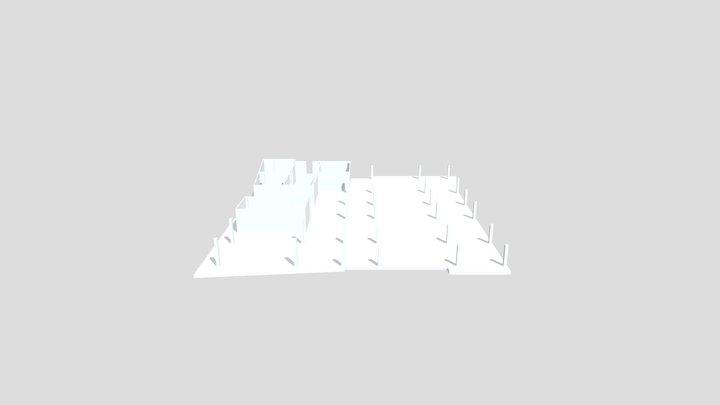 Escuela Mecánica 3D Model