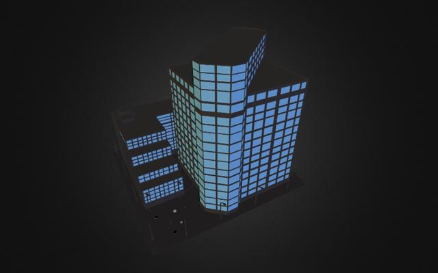 district11 3D Model