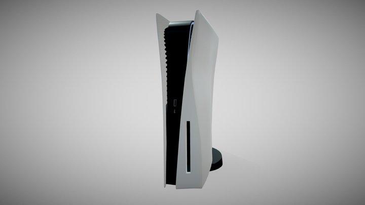 [Prop] PlayStation 5 3D Model