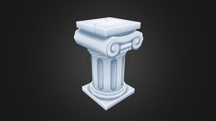 Pillar WIP 3D Model