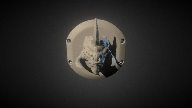 Reek Trophy 3D Model