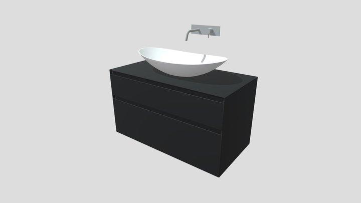 BenatC25_EL13_2ZnZ_RAL9005MAT 3D Model