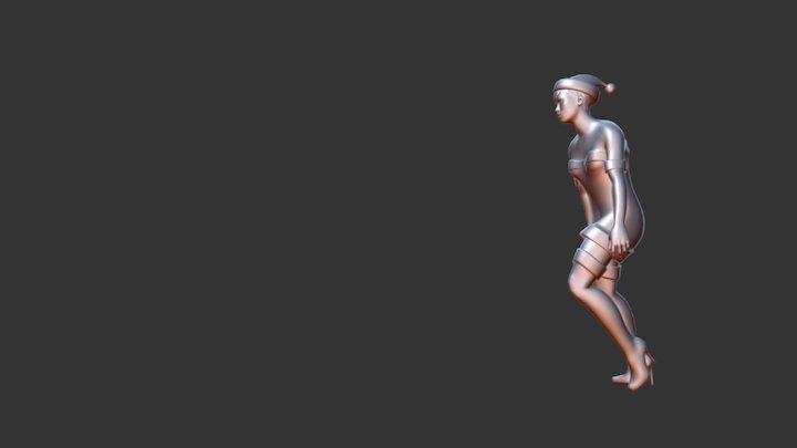 Test_anim 3D Model