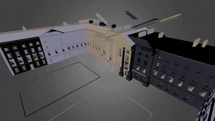 sketchFab_FrontSq.fbx 3D Model