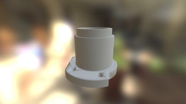 Palier Etude Fonderie  3D Model
