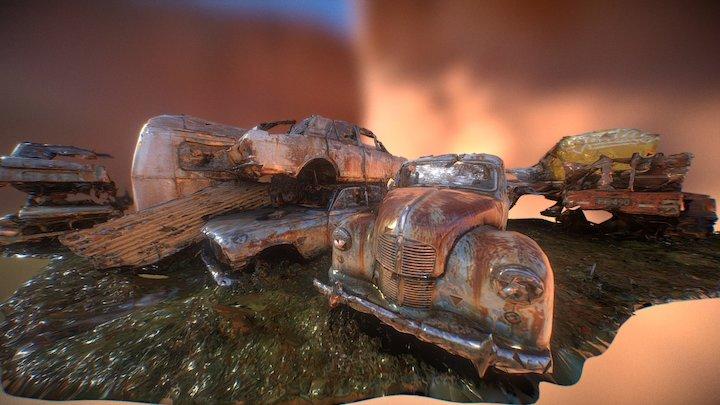 Smash Orig 2bcool 7a 3D Model