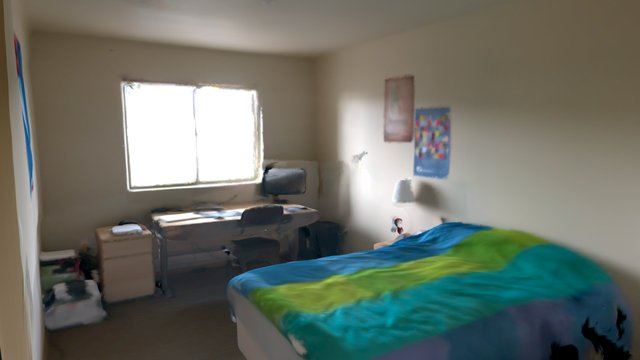 Bedroom A Scan 1 3D Model