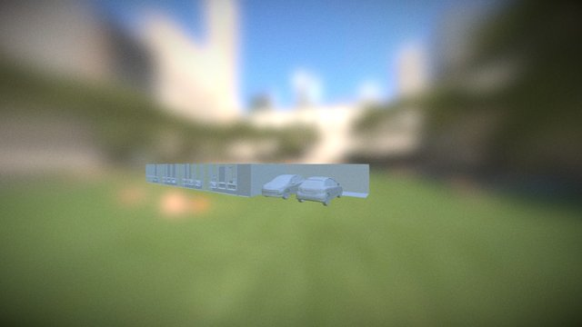 Just another office 3D Model