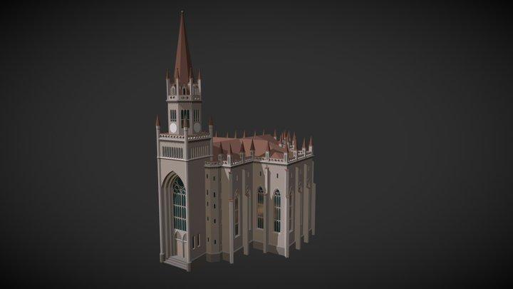 Altstädtische Kirche 3D Model