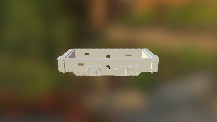 NOMURA Loco, frame only 3D Model