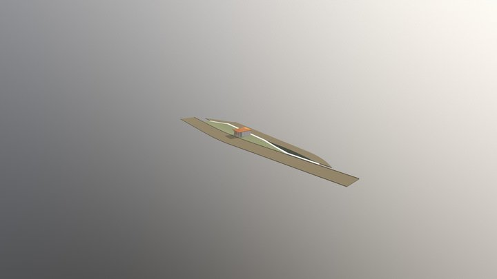 ascot2 3D Model