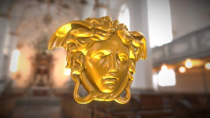 Angel Mask 3D Model