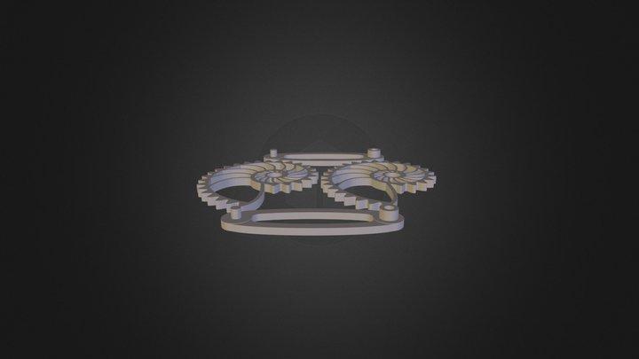 Hammasratas 3D Model