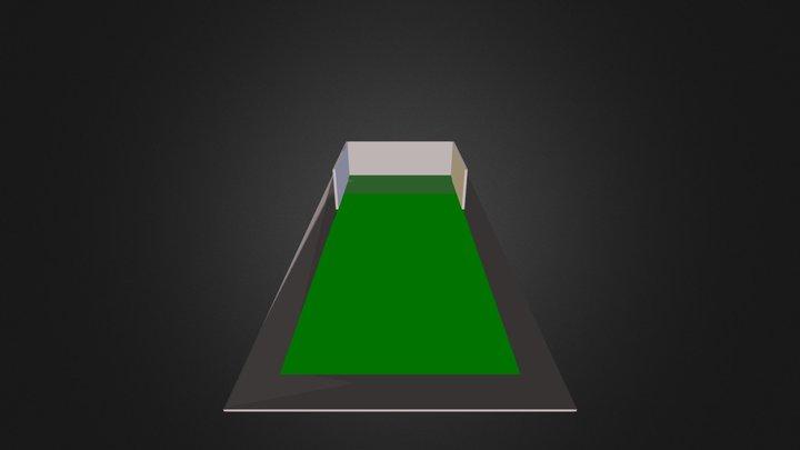 craps_table 3D Model