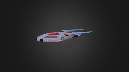 SSI- Maryborough 08 3D Model
