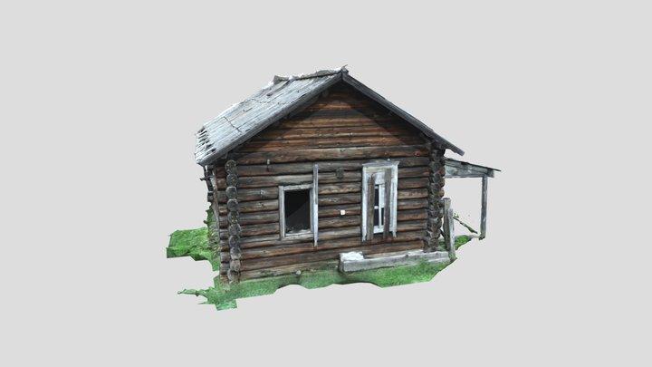 Angoy, house 3D Model