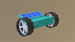 2018 NASA Payload (Proposal) 3D Model