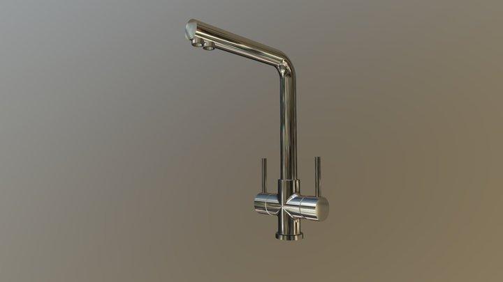 BOILING-WATER-TAP 3D Model