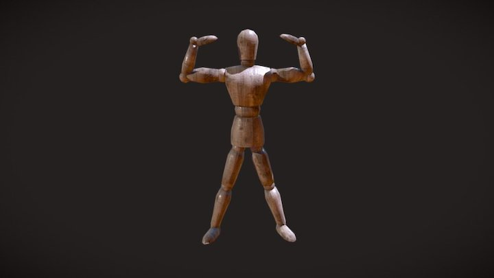 Mannequin: Anatomy Aid (Free download) 3D Model