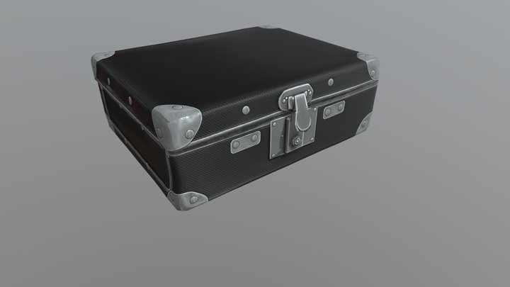 Hidden 3D Model