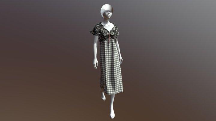 Marvelous Designer #5 3D Model