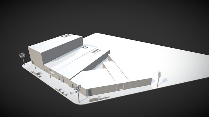 Whitebox 3D Model