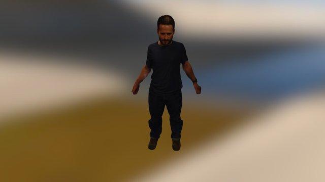 Michael 3D Model