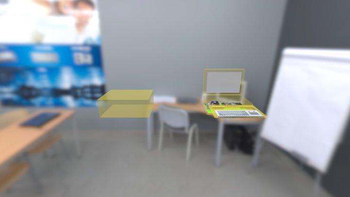 kubiki3 3D Model