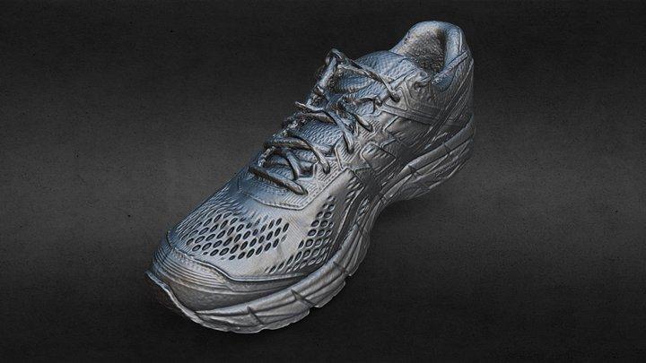 Deadman's Shoes - (matcap version) 3D Model