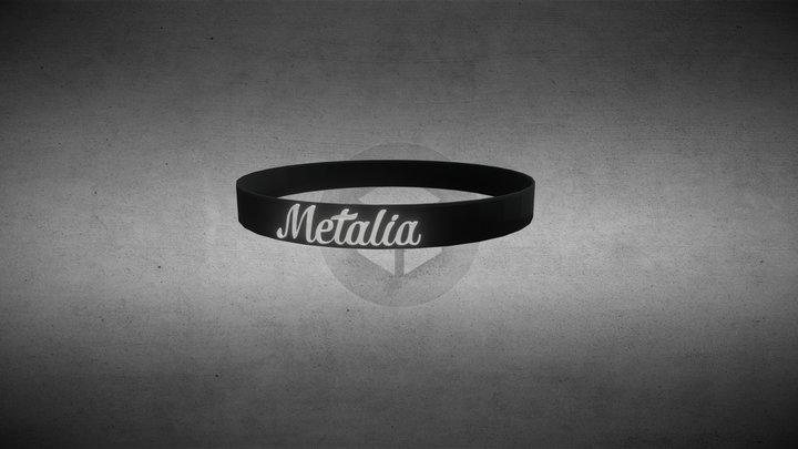 Metalia Choker 3D Model