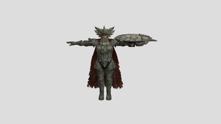 grunbeld 3D Model