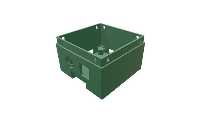 1 Kernel Housing Bottom 3D Model