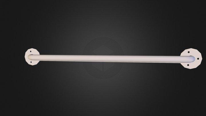 grab bar2.3ds 3D Model