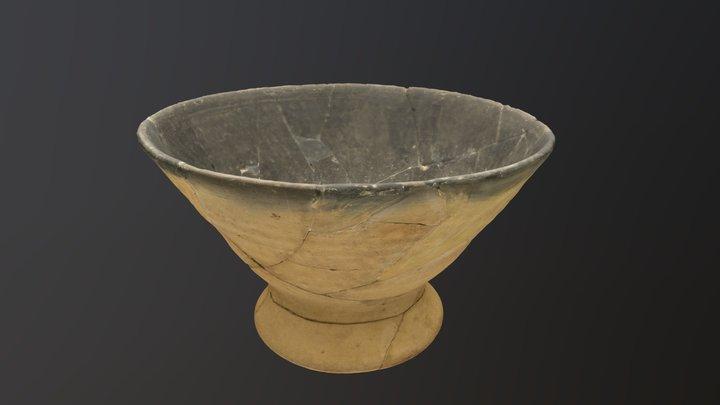 黒色土器(九州Ⅲ類) 3D Model
