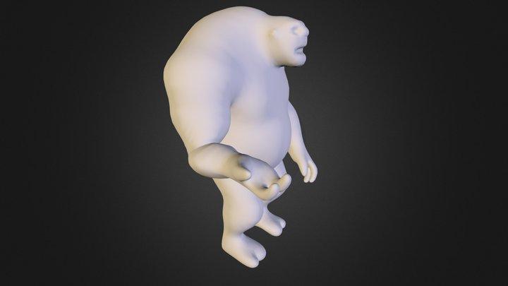 ORC GIANT_KAUA.1 3D Model