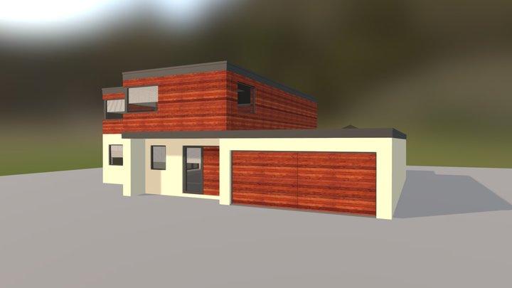 House_001 3D Model
