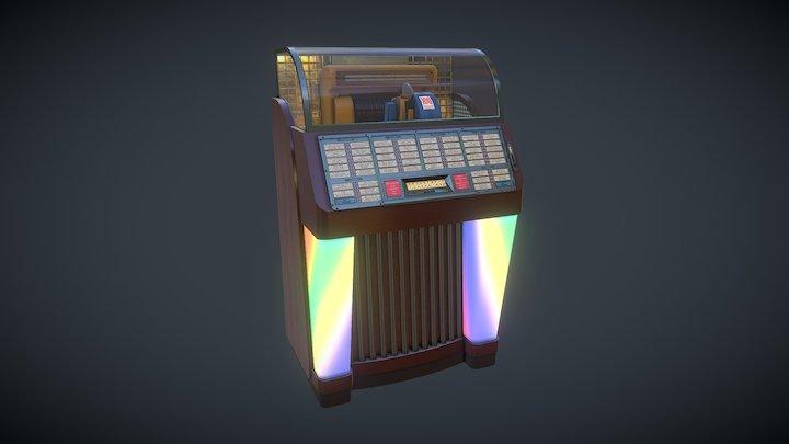 Seeburg M100C 3D Model