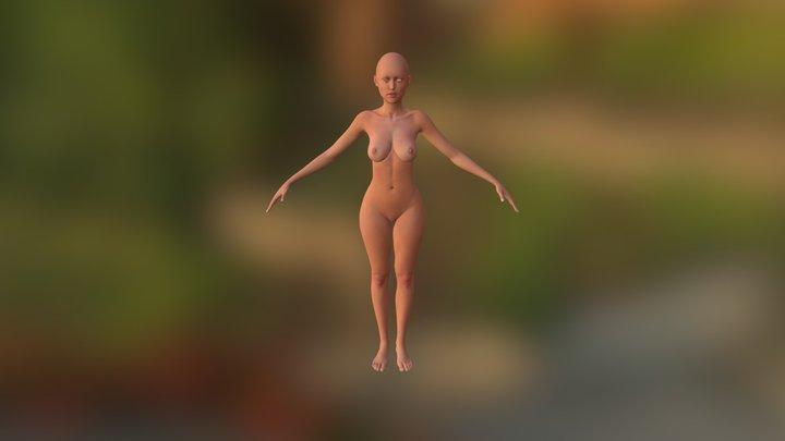 zbody 3D Model