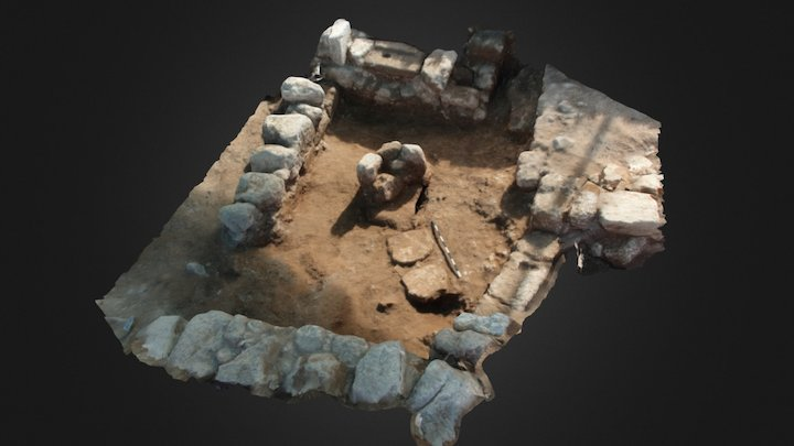 Sandala excavation 2- Feig N. 3D Model