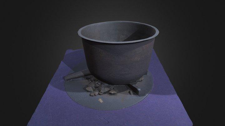 Famine Pot 3D Model