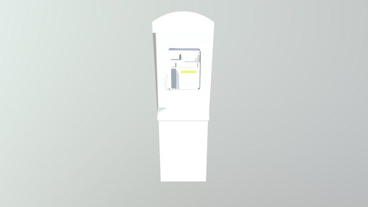 Cabina 3D Model